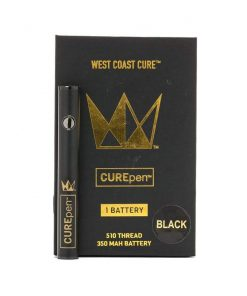 West Coast Cure CurePen - Gold Battery