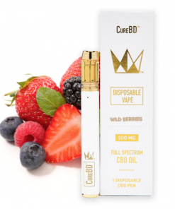 west coast cureWest Coast Cure CurePen - wild berries
